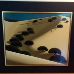 This Eyvind Earle painting sold for $6,000. We carefully packed and shipped it to Florida.