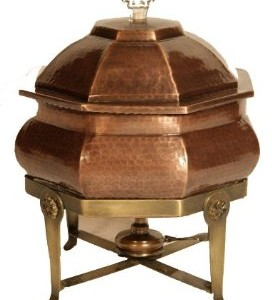 Shastra Copper Chaffing Set (10 pieces)