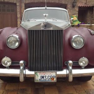 1962 Rolls Royce
