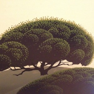 Eyvind Earle Painting2