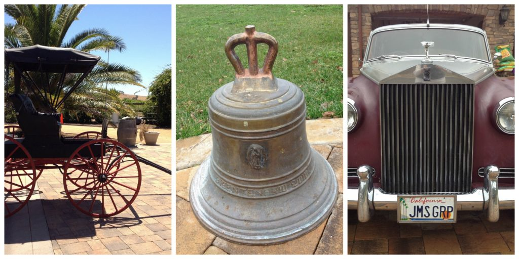 We even sold an 1800's horse drawn buggy, antique church bronze bell, and 1962 Silver Cloud Rolls Royce for our client during their move